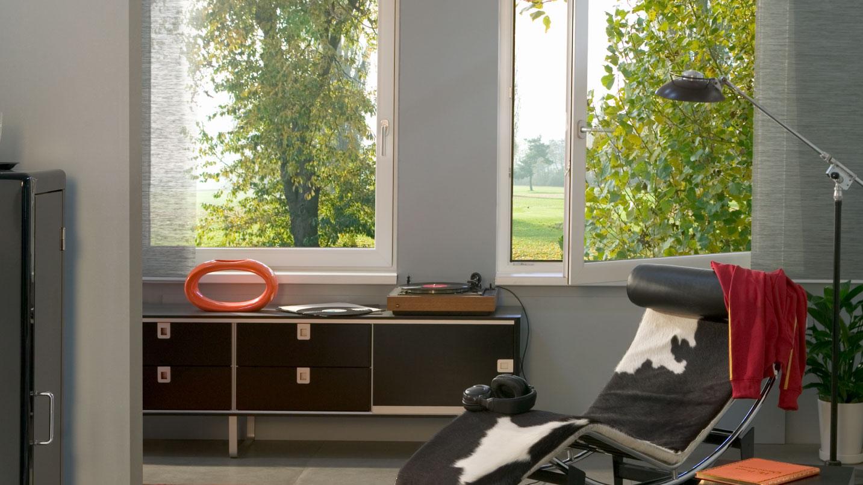 L'areazione degli ambienti domestici aumenta la qualità dell'aria