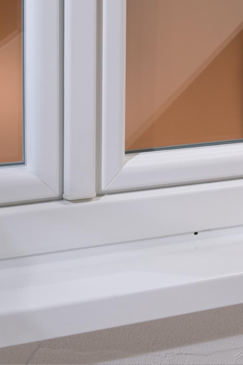 Porte e finestre in pvc la produzione di finestra italia firenze - Finestre e porte ...